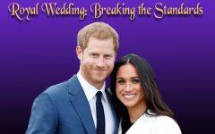 Royal Wedding breaks standards