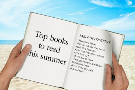 Book Lovers get ready to read:  Natalie's top choices for summer 2018