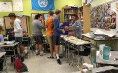 Beaver creates Colonial fair for AP US History