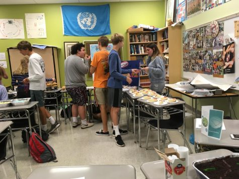 Beaver creates Colonial fair for AP US History