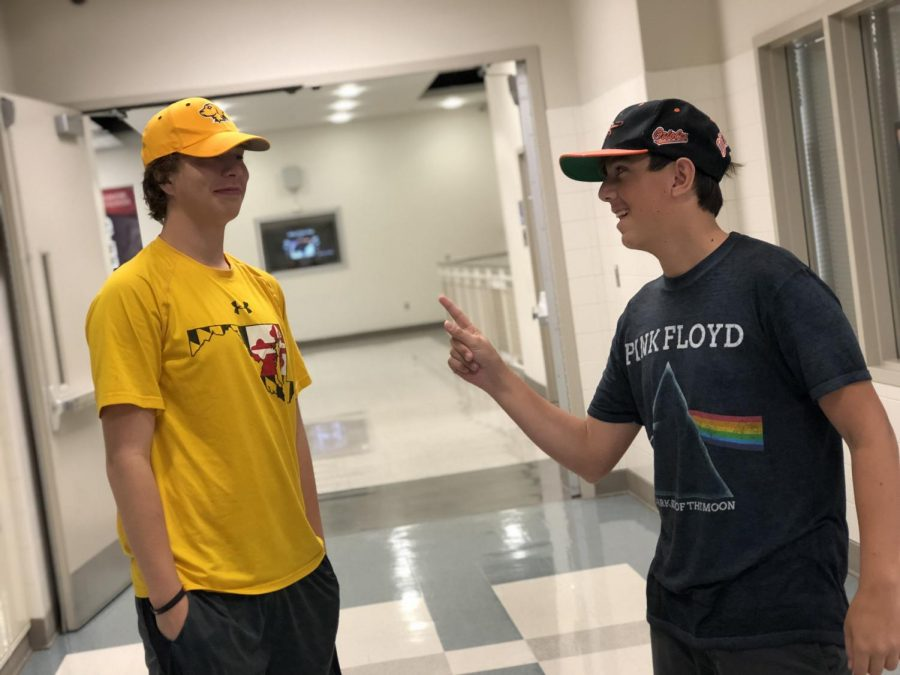 Erich Miller and Josh Tidd understand that many people want to wear hats.