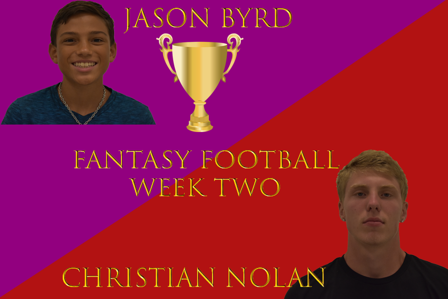 Journalism Fantasy Football face-off