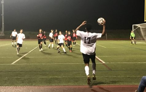 Boys varsity soccer scores first goals of season: Photo of The Day 9/26/18