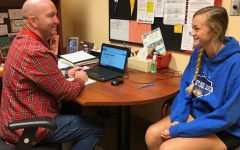 O'Brien joins counseling staff