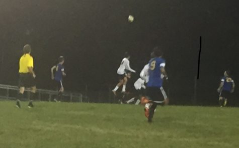 Boys varsity soccer lose to Lions, but the season has just begun