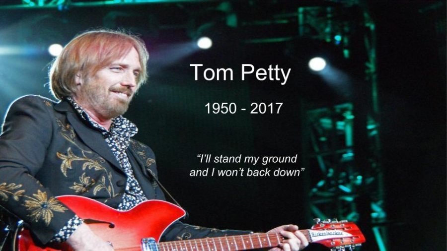 Reflecting on the one year anniversary of Tom Petty's death