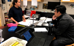 AP Biology advocates for water properties