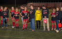 Girls soccer celebrates their win and their teachers: Photo of the Day 10/3/18