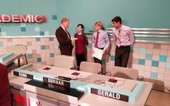 Academic team competes on Baltimore quiz show: Photo of the Day 10/22/18
