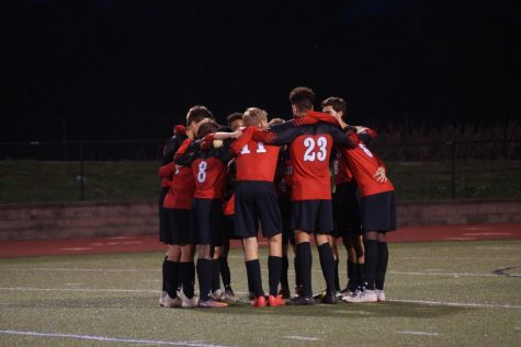 Boys soccer triumphant over Titans in their first-round playoff game