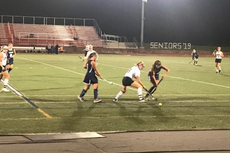 Field hockey finishes their season on a high note