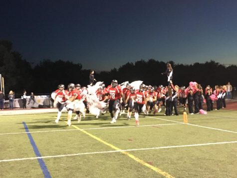 Week 7: Linganore gains some swagger back in a 50-6 game against the Kennedy Cavaliers