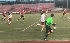 Boys JV soccer ends season with devastating tie: Photo of the Day 10/17/18