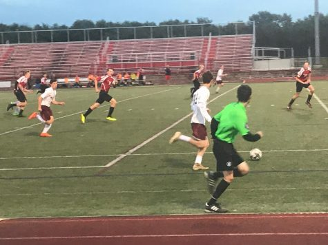 Boys JV soccer ends season with devastating tie: Photo of the Day 10/17/18