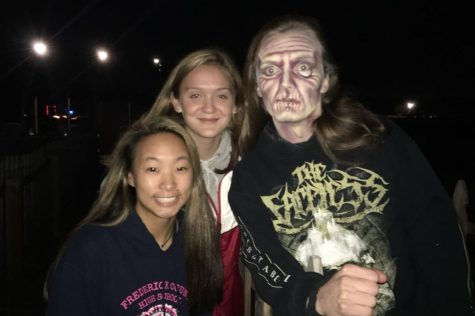 Our favorite spooky seasonal activity: Field of Screams Maryland