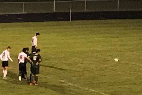 Boys soccer team bags their first win of the season