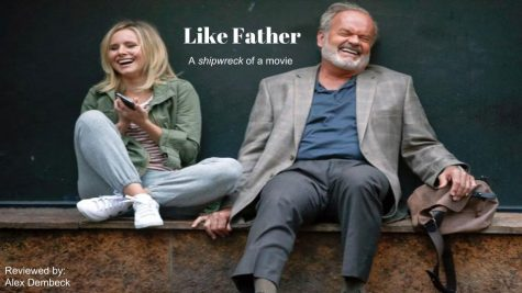 "Movie Review: ""Like Father"" has little to like"