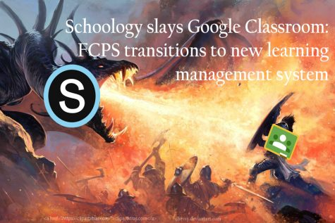 Schoology slays Google Classroom: FCPS transitions to new learning management system