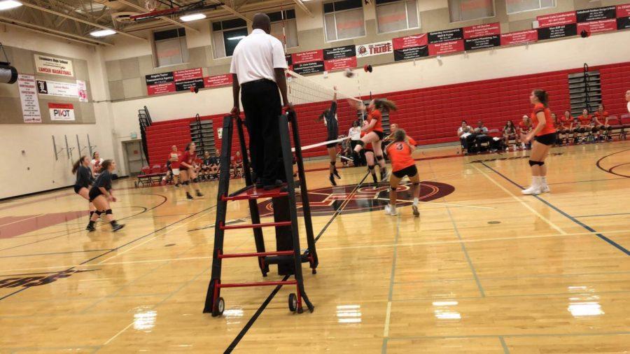 Girls Linganore Varsity beat Middletown on October 11.