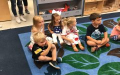 Child Development welcomes Little Lancers 2018: Photo of the Day 10/5/2018