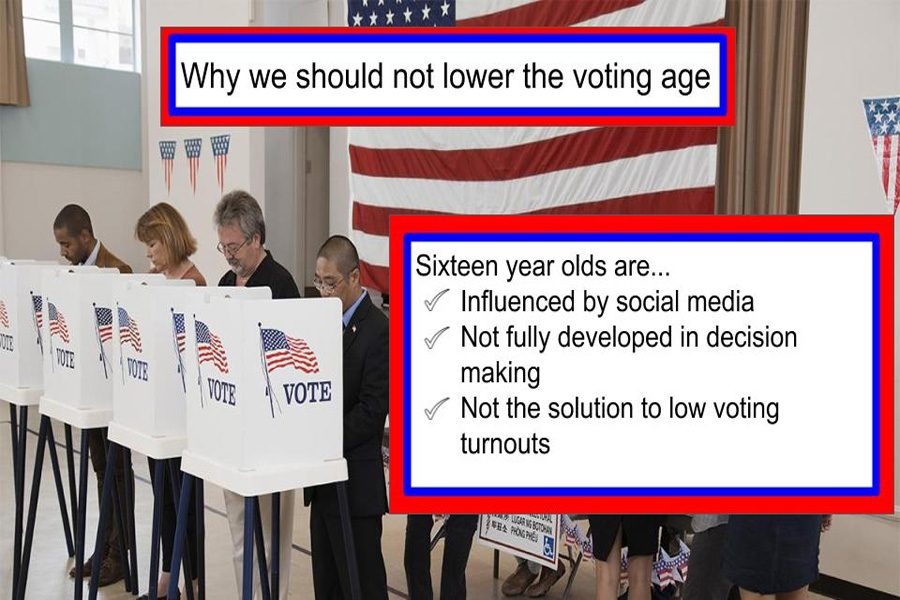 16-year-olds arent ready to vote.