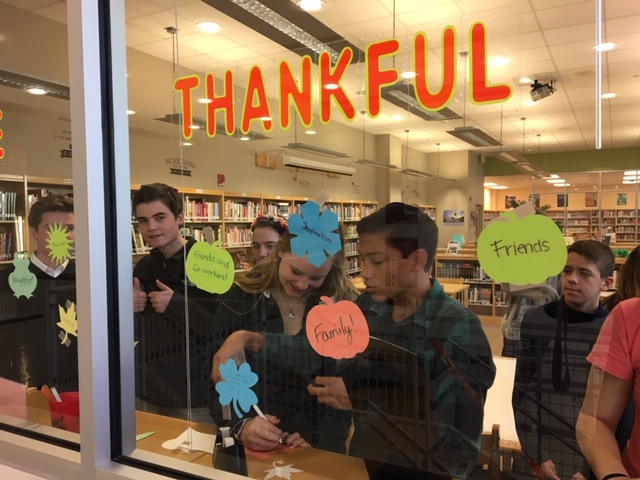 Jason Byrd, Alex Dembeck and Andrew Lyons share what they are thankful for.