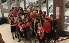 PREP rally for states held on Main Street: Photo of the Day 11/29/18