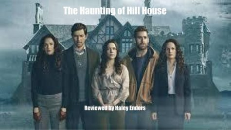 Haunting of Hill House is not the horror you are looking for