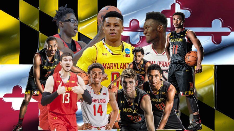 The 2018 Maryland basketball team