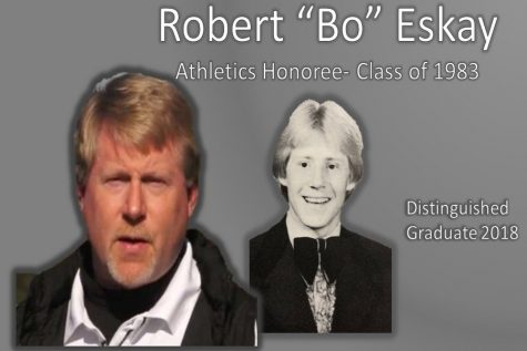 "Robert ""Bo"" Eskay: Then and Now"