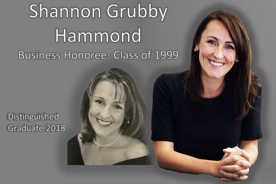 Business+Distinguished+Graduate+Shannon+Hammond.