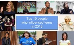 Alex Dembeck's top 10 people who influenced teens in 2018