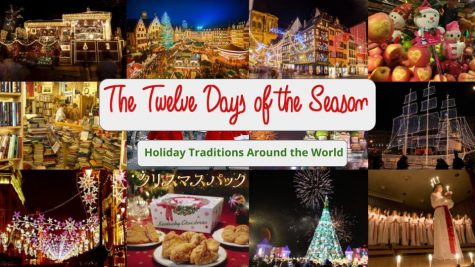 The Twelve Days of the Season: How the world celebrates the winter holiday