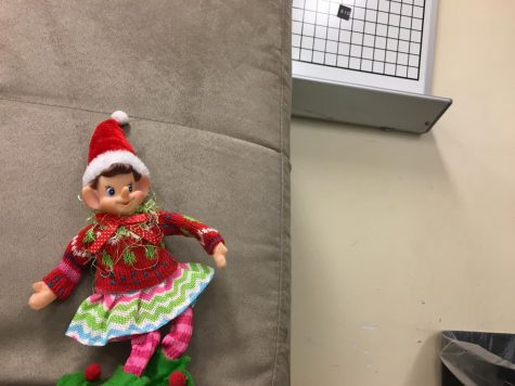 12/19/18: Where did Elfie take the selfie?