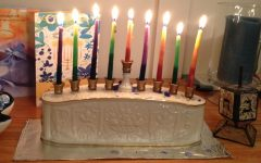 Eight nights of Hanukkah give Jewish families the opportunity to celebrate traditions