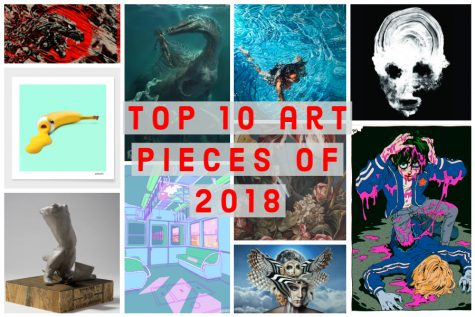 Take a second look: Derrenberger's 2018 traditional art favorites