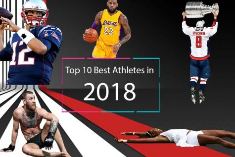 Christian Nolan's Top 10 Athletes of 2018