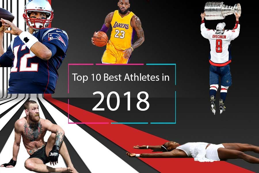 Athletes of 2018