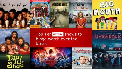 Top 10 shows to binge watch in the new year