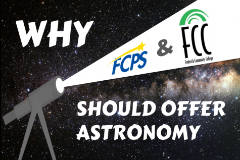 Could astronomy be the science of the future for FCPS?