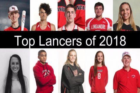Rachel McCoy's Lancers of 2018
