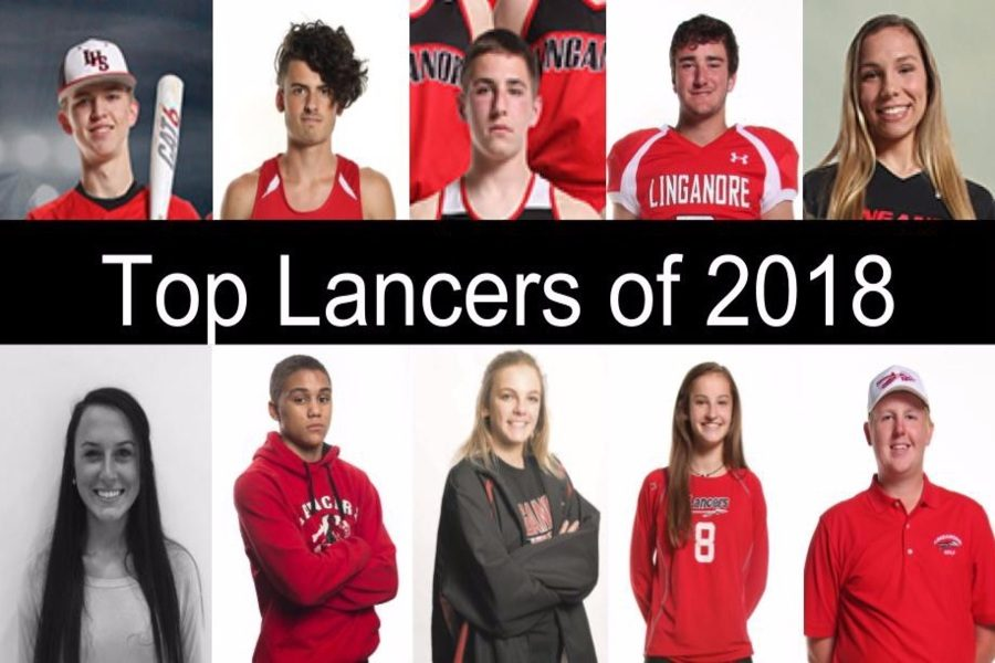 Top 10 lancers of 2018.