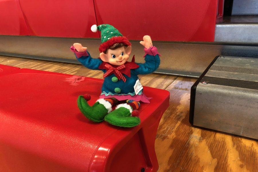 12/12/18: Where did Elfie take his selfie?