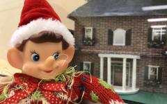 12/21/18: Where did Elfie take the selfie?