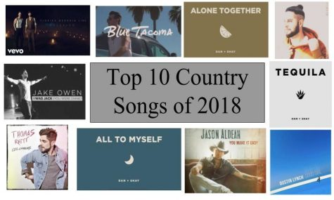 Katie Roach's Top 10 country music songs of 2018