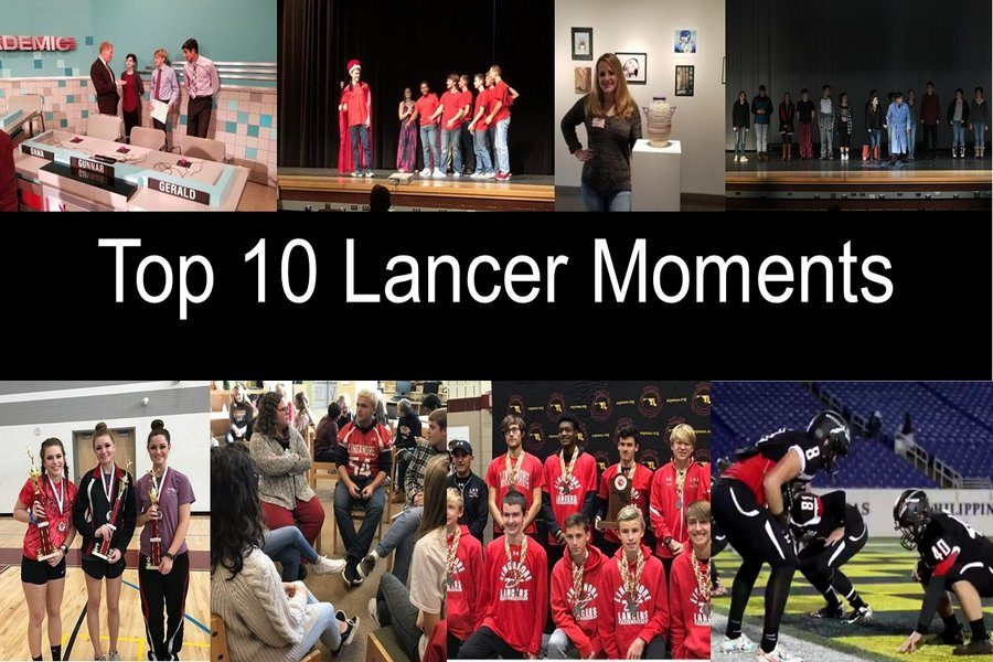 Ashley Nash's Top 10 Lancer Moments of 2018