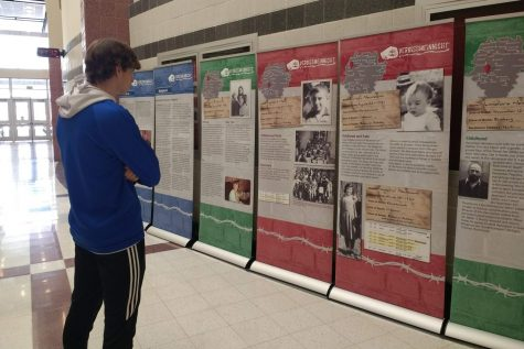 Students gain a better understanding of Holocaust victims