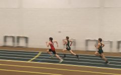 Indoor track competes at developmental meet: Photo of the day 1/3/19