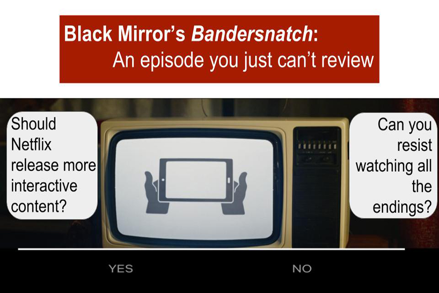 Black Mirror Bandersnatch has viewers backtracking to find the various endings.