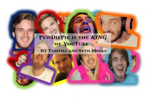 PewDiePie is the KING of YouTube--at whatever cost